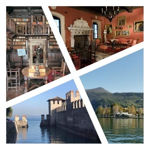 Weekend : Brescia, Lac de Garde et Lac d'Iseo